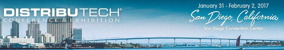 DistribuTech 2017 Banner